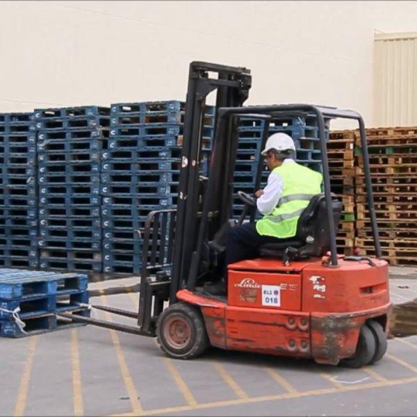 Forklift certification Ottawa