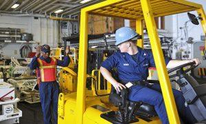 forklift operator training Ottawa